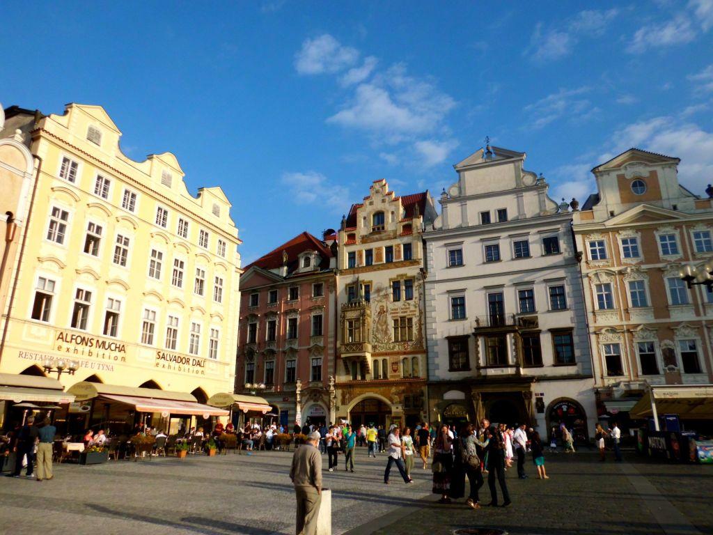 Best Way To Travel England To Prague